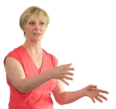 Patti Blackstaffe Speaking