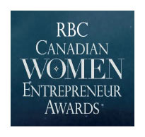 RBC Women's Entrepreneur Awards Nominated two years consecutively 2011/2012